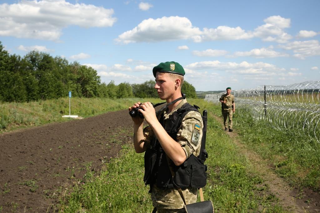 Мужчина пытался незаконно пересечь государственную границу / фото dpsu.gov.ua