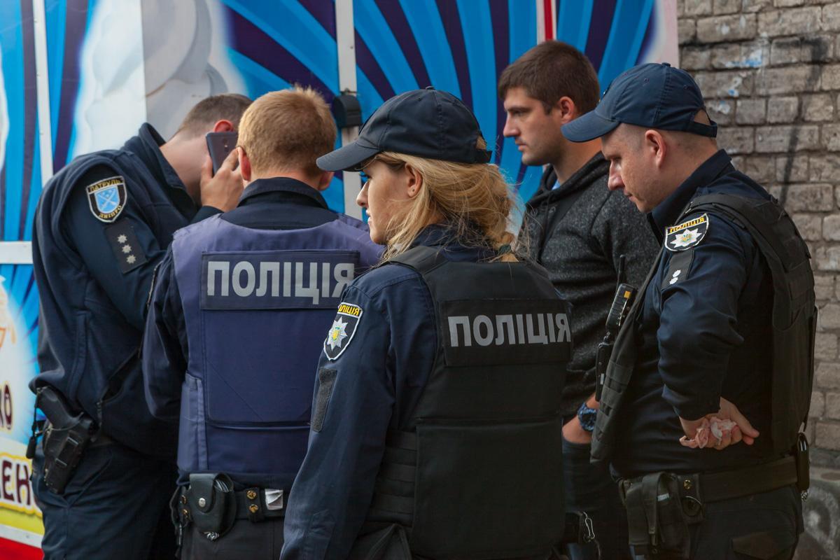 Одесские правоохранители считают, что определенные силы хотят расшатать ситуацию в городе, преследуя активистов / фото Информатор