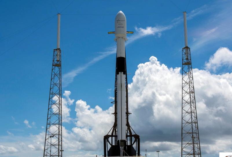 Запуск был осуществлен успешно \ @SpaceX