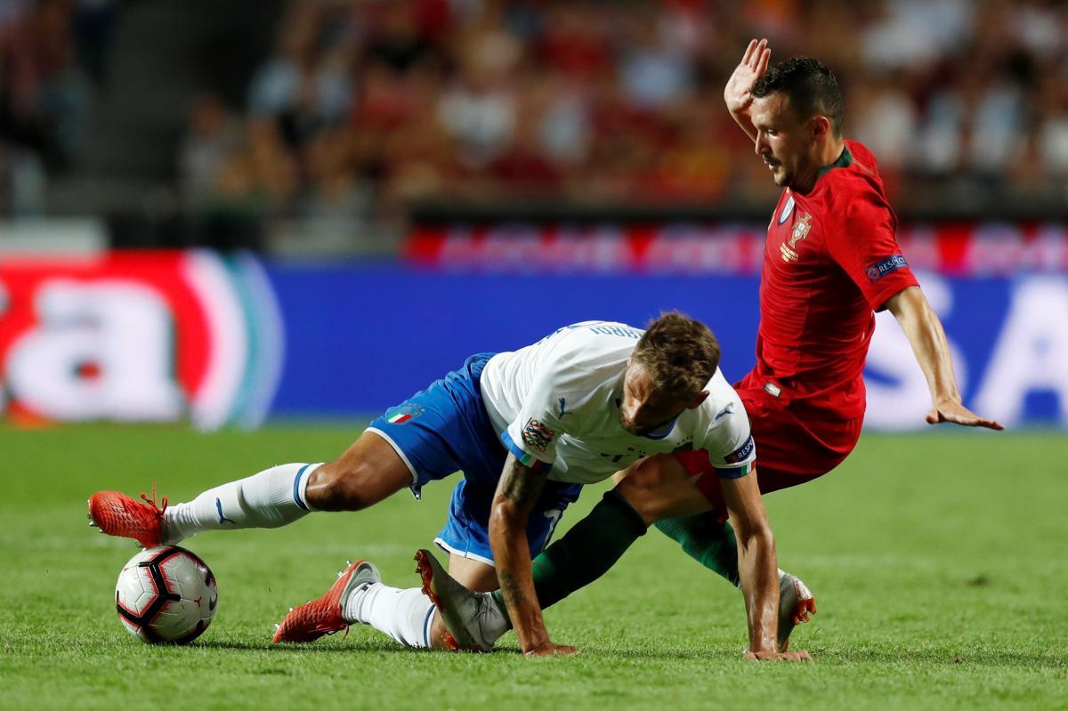 Португалія - Італія - 1:0 / REUTERS