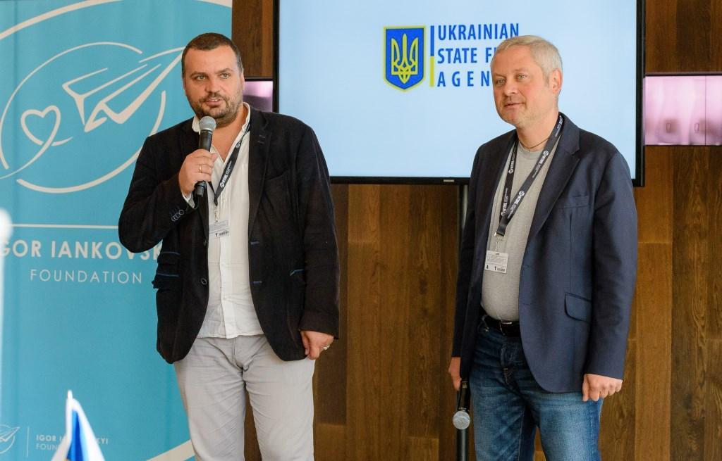 Пилип Іллєнко та Ігор Янковський у Торонто