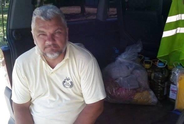 Волонтер погиб в зоне боевых действий / фото facebook.com