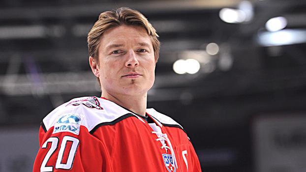 Федотенко дважды в своей карьере выигрывал Кубок Стэнли / uhl.ua