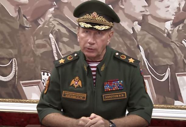 Золотов викликав Навального на поєдинок / youtube.com