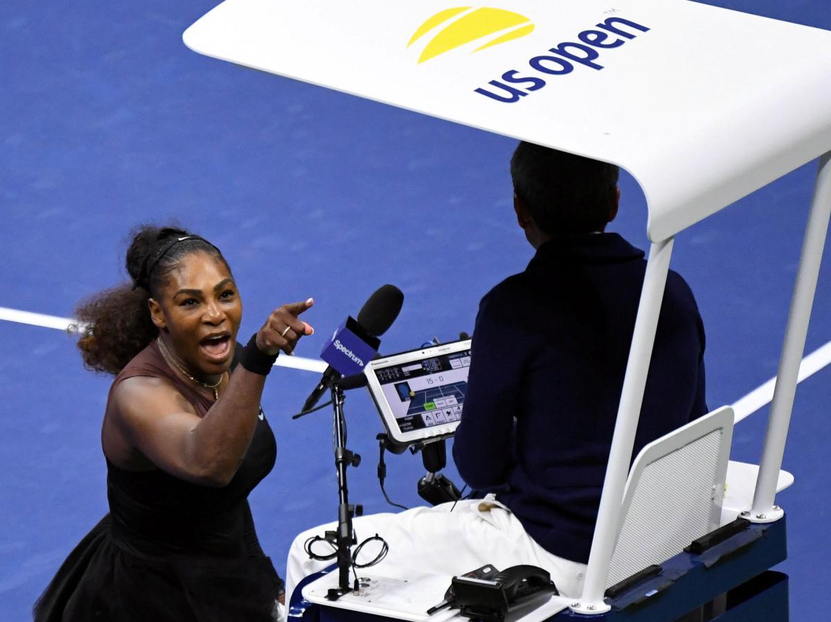 Теннисные судьи хотят бойкотировать матчи с участием Серены Уильямс / REUTERS
