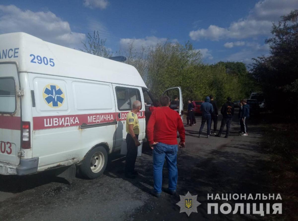 поліція Харківщини
