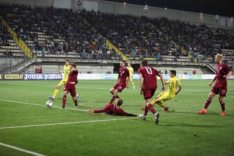 Сборная Украины (U-21) обыграла Андорру / ФФУ