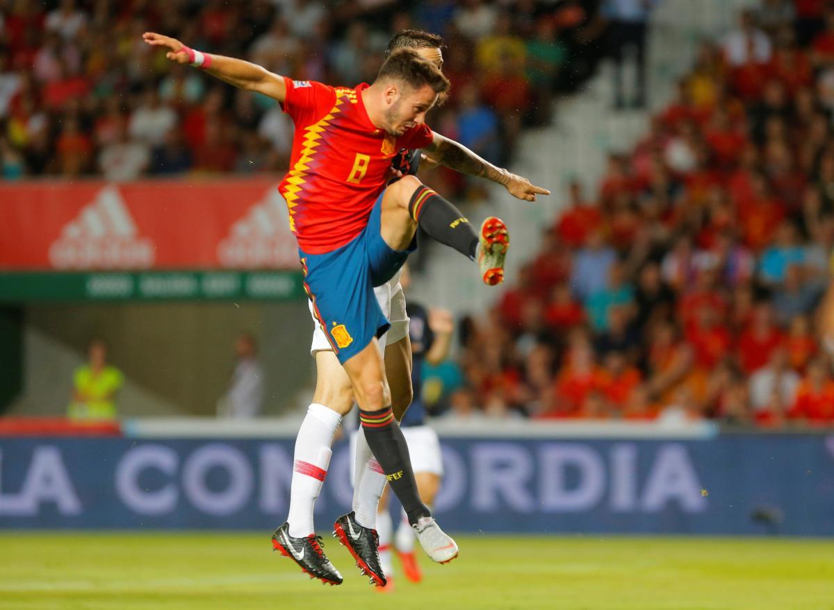 Іспанія - Хорватія - 6:0 / REUTERS