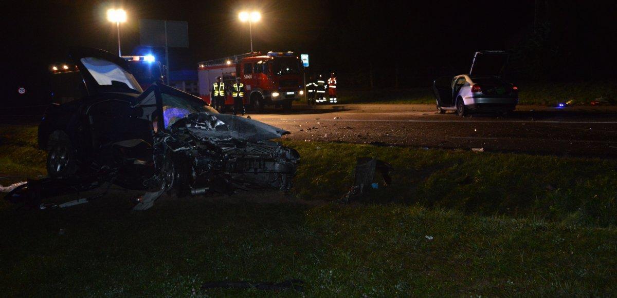 В автомобілі Ford перебували три людини / фото tomaszow-lubelski.lubelska.policja.gov.pl