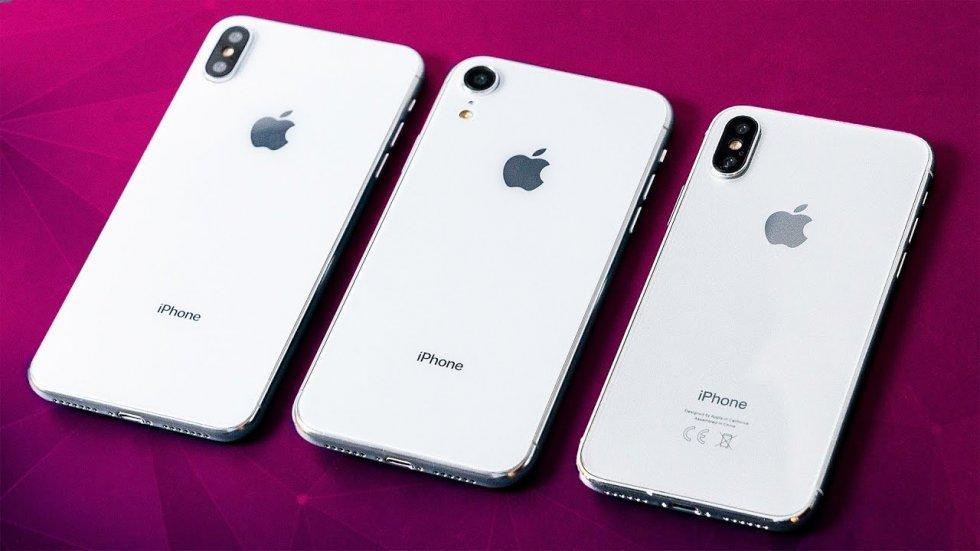 Apple презентует три новых iPhone / фото apple-iphone.ru