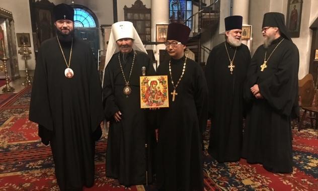 В Токио отметили 80-летие Предстоятеля Японской Автономной Православной Церкви / mospat.ru