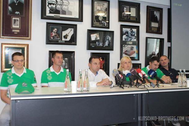 Алина Шатерникова рассказала о том, какие сюрпризы ждут гостей Конгресса WBC в Киеве / klitschko-brothers.com