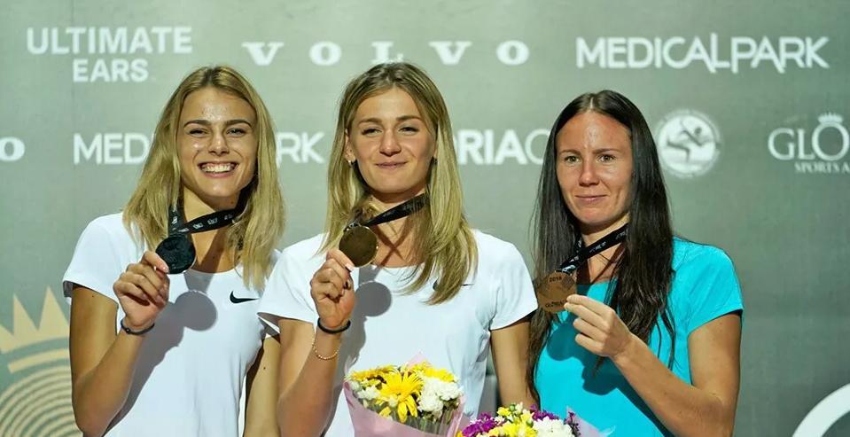Українські стрибунки у висоту завоювали три медалі турніру в Антальї / prosportua.com