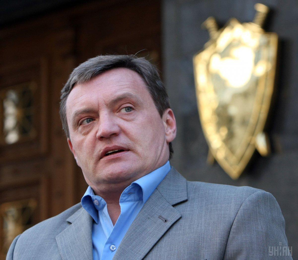 Наразі Юрій Гримчак перебуває в управлінні спеціальних розслідувань ГПУ / фото УНІАН