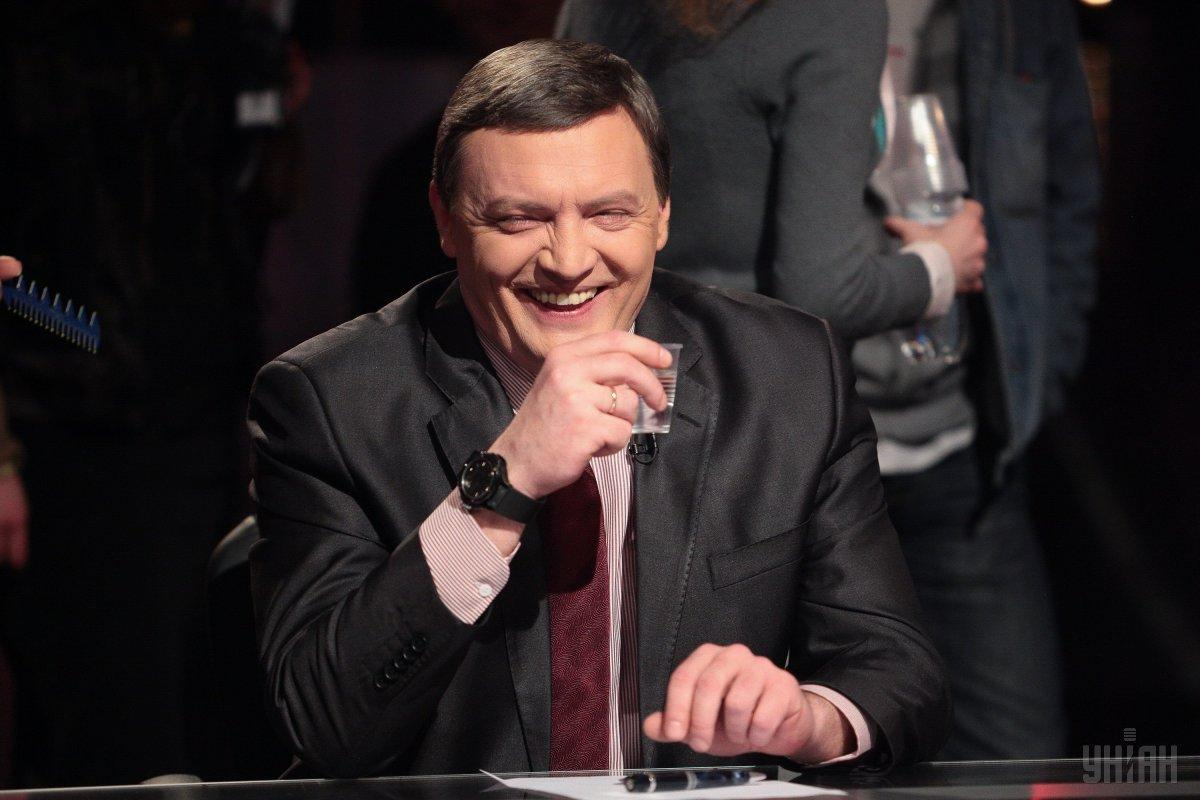 Судья Наталья Лямзина перепутала отчество Грымчака / фото УНИАН