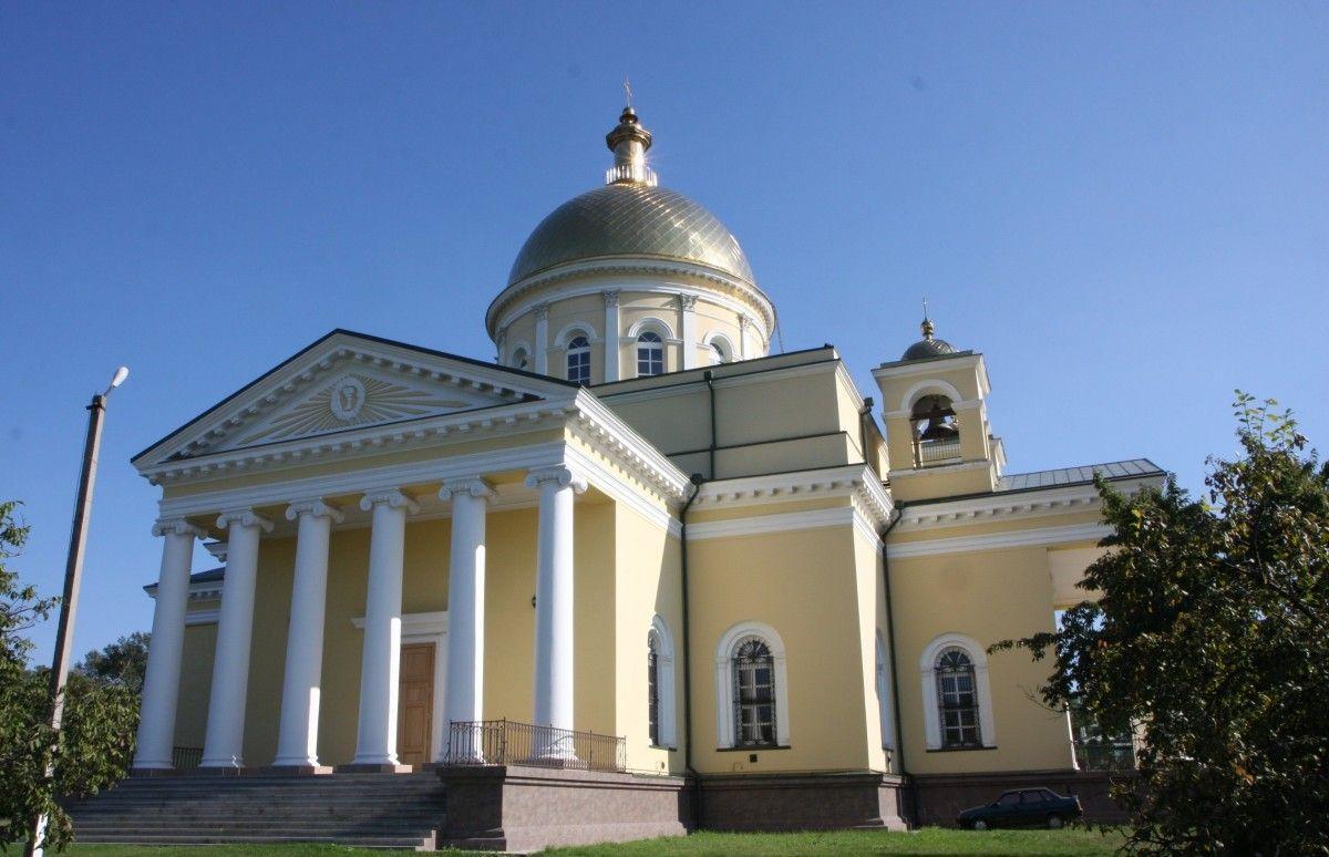 Предстоятель УПЦ очолить чин Великого освячення Спасо-Преображенського собору, відновленого після трагічної пожежі 2012 року / eparhiya.od.ua