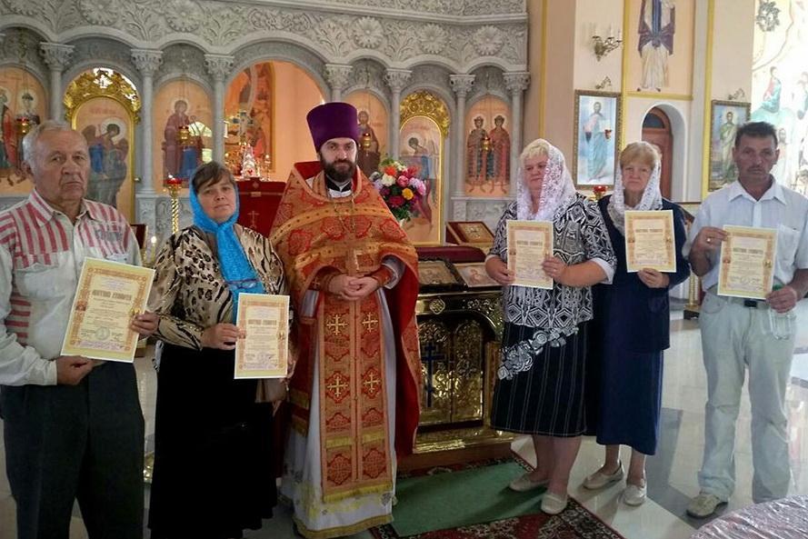 Молебны об исцелении от пьянства в Борисо-Глебском храме будут проходить регулярно / gorlovka-eparhia.com.ua