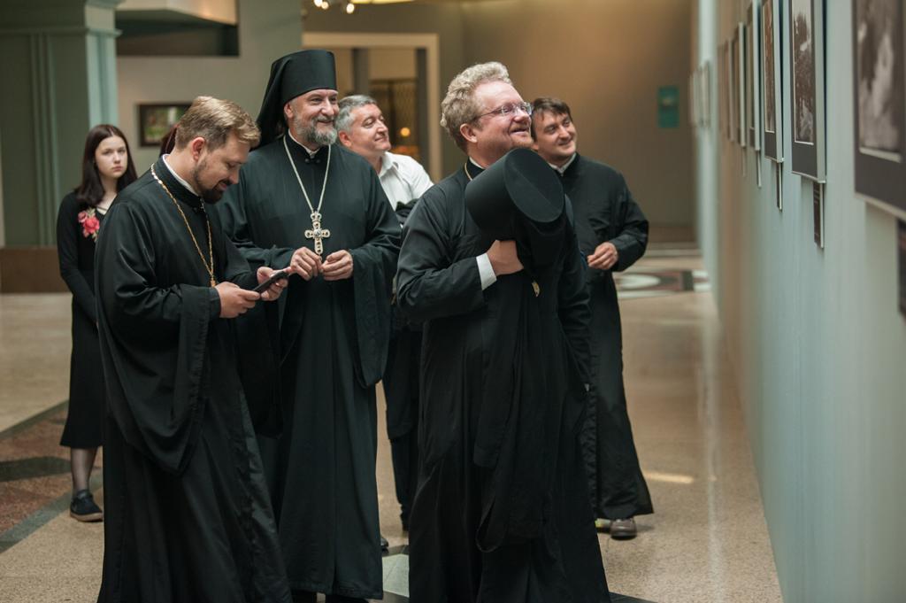 Выставка в Храме Христа Спасителя продлится до 20 сентября / monasterium.ru