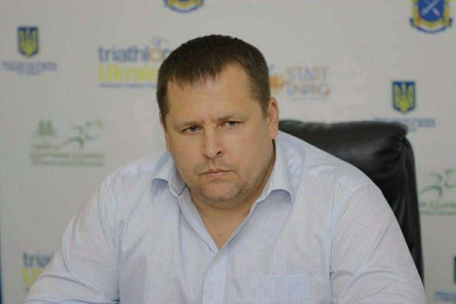 Мэр Днепра Борис Филатов / nashemisto.dp.ua
