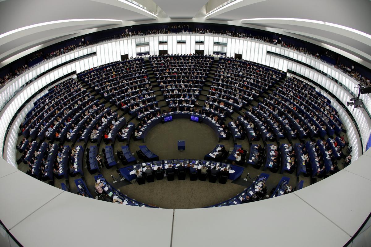 Европарламент / Иллюстрация REUTERS