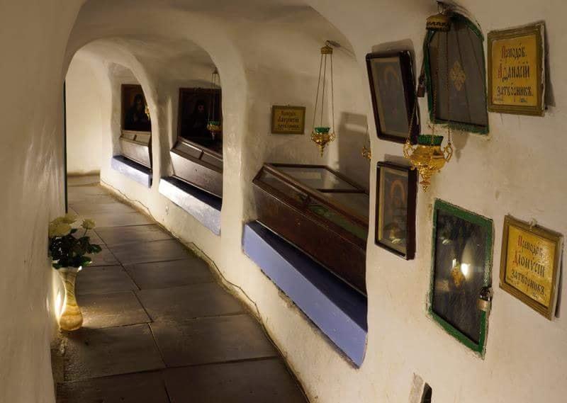 Дальні печери / фото священика Димитрія Попеску