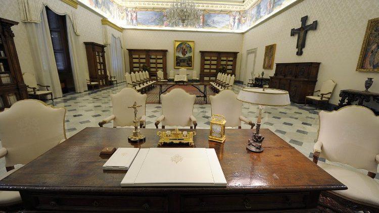 Апостольский дворец / Радио Ватикана