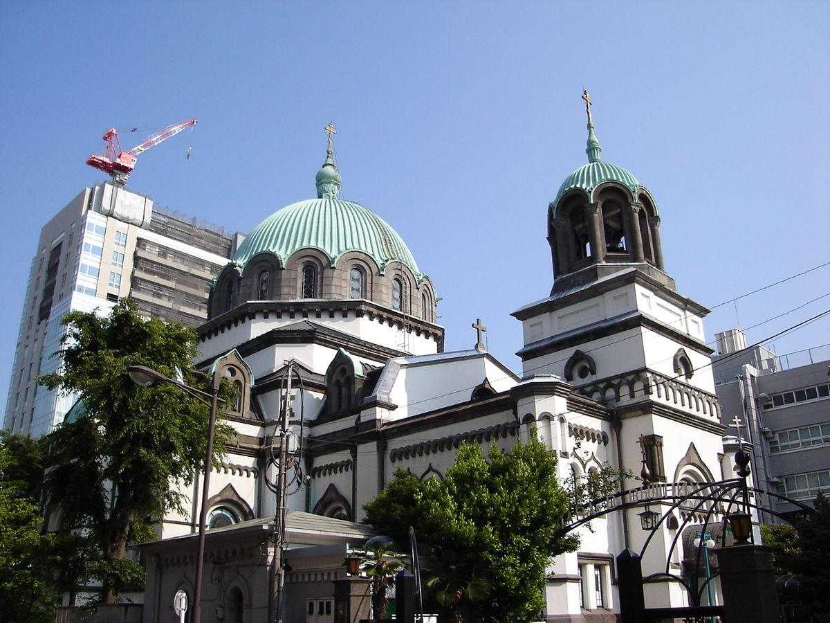 Воскресенський собор у Токіо / ru.wikipedia.org