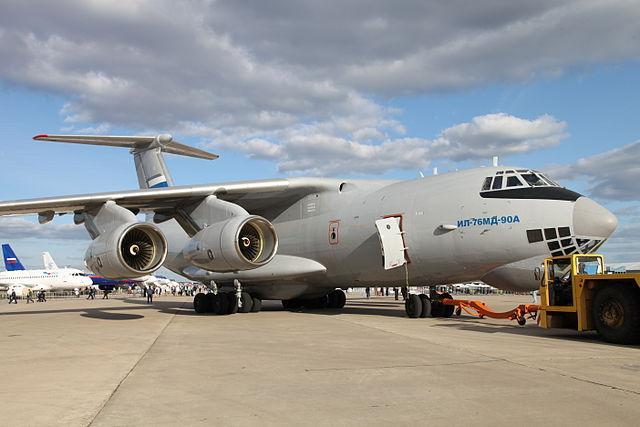 ВПС можуть отримати нові радіолокаційні літаки на основі ІЛ-76Мд-90А / wikipedia.org