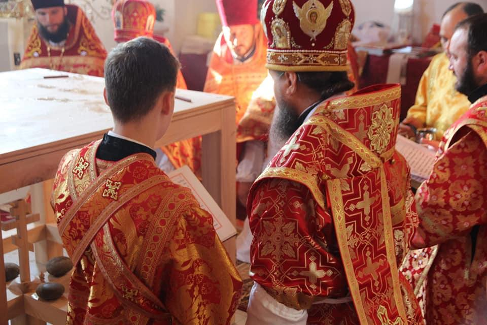 На Житомирщині освятили храм УПЦ / zhytomyr-eparchy.org