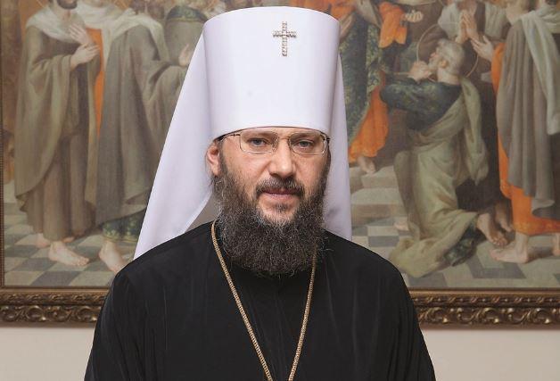 """По его словам, политики хотят переименовать УПЦ МП в Российскую церковь в Украине и """"хотят сделать их чужими"""" / фото news.church.ua"""