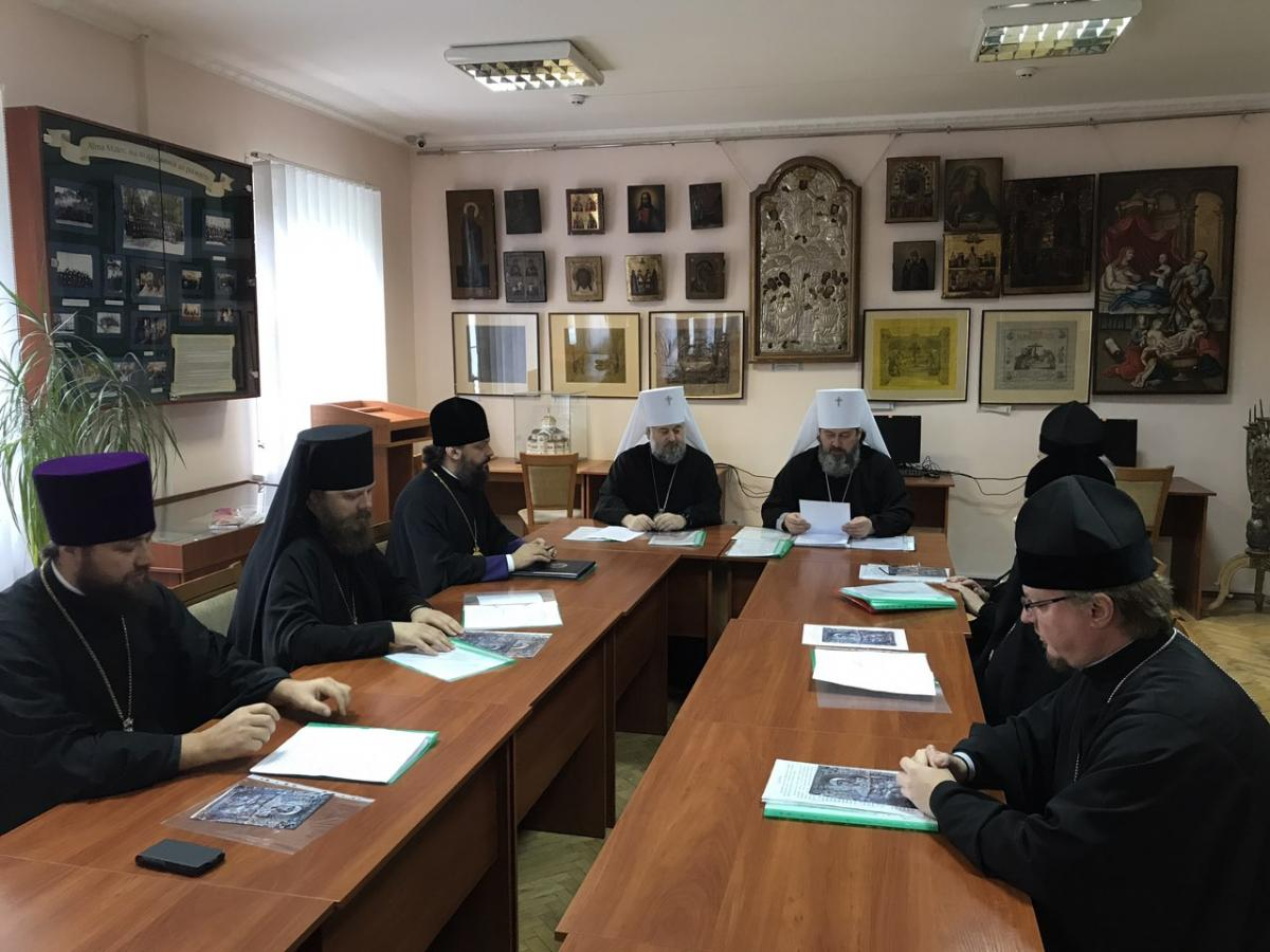 Відбулося чергове засідання Комісії з канонізації святих УПЦ / pravoslavie.ks.ua