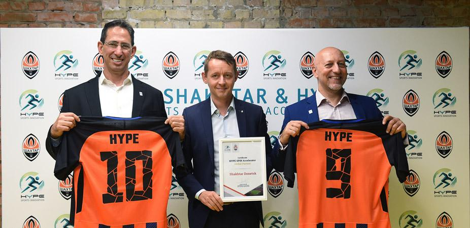 """""""Шахтар"""" став учасником найбільшого в світі акселератора спортивних стартапів / shakhtar.com"""