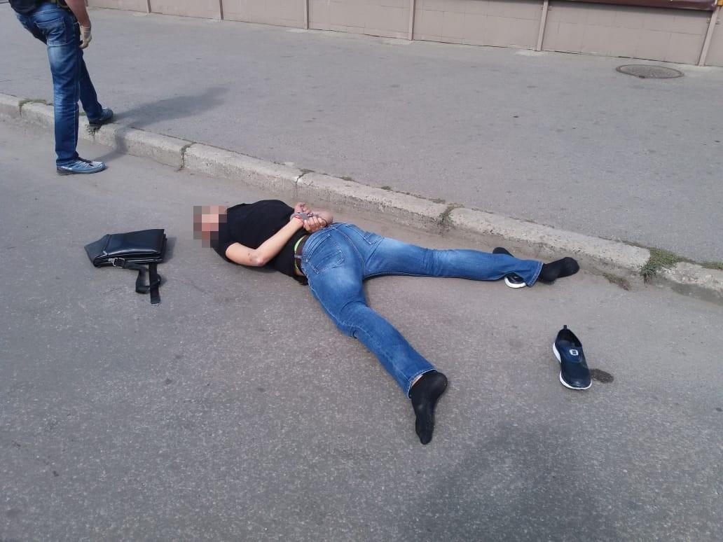 СБУ задержала участников организованной группировки / фото ssu.gov.ua