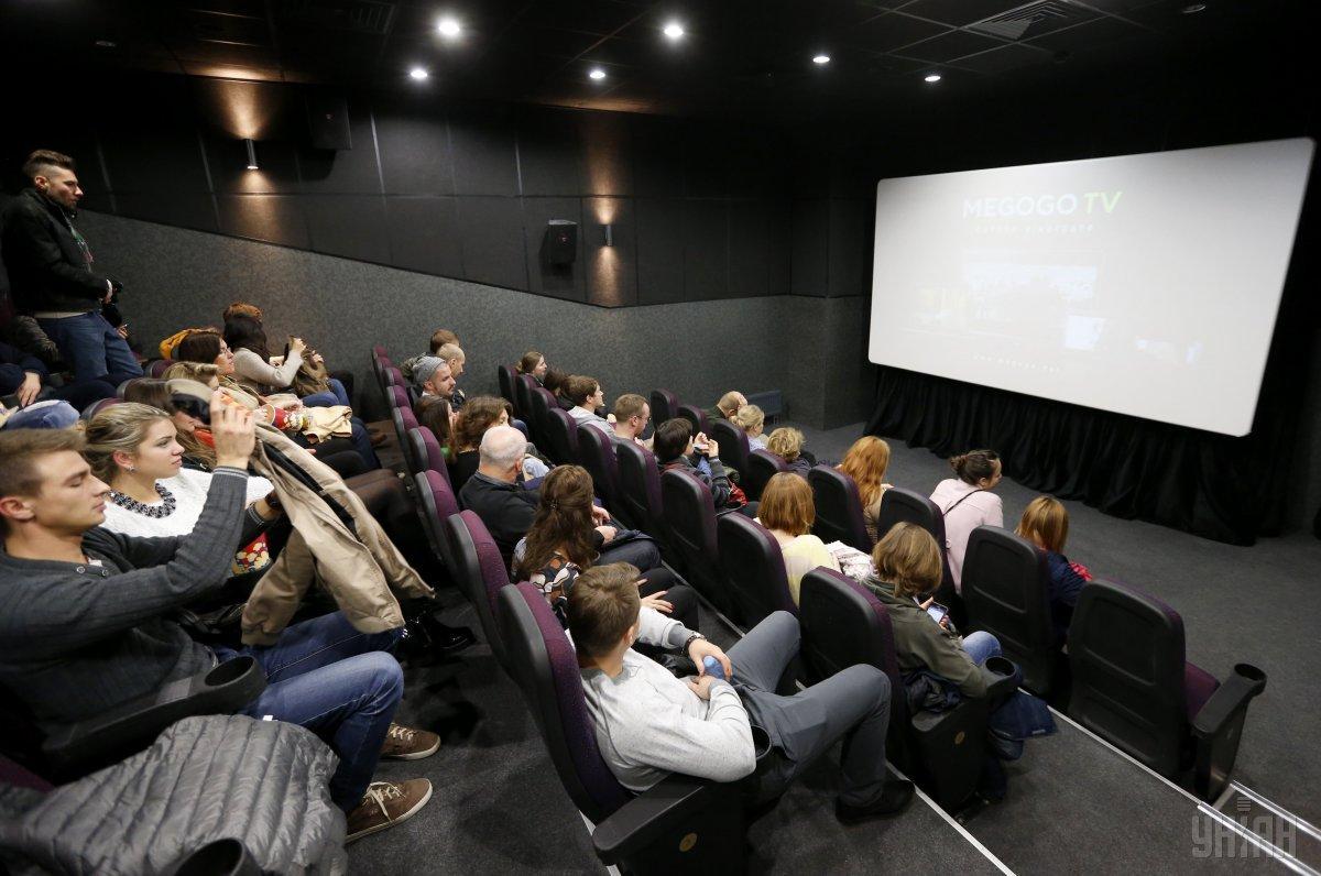 Кинотеатры открылись / фото УНИАН