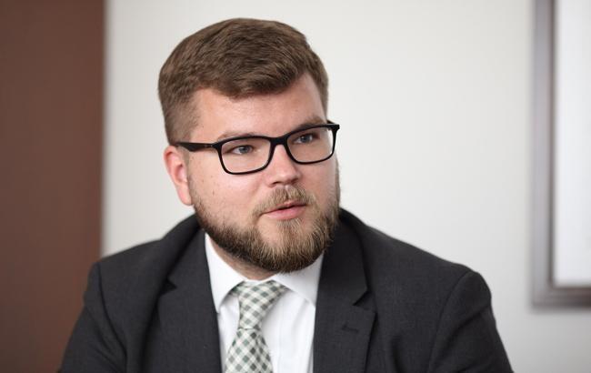 """Євген Кравцов, в.о. голови правління ПАТ """"Укрзалізниця"""""""