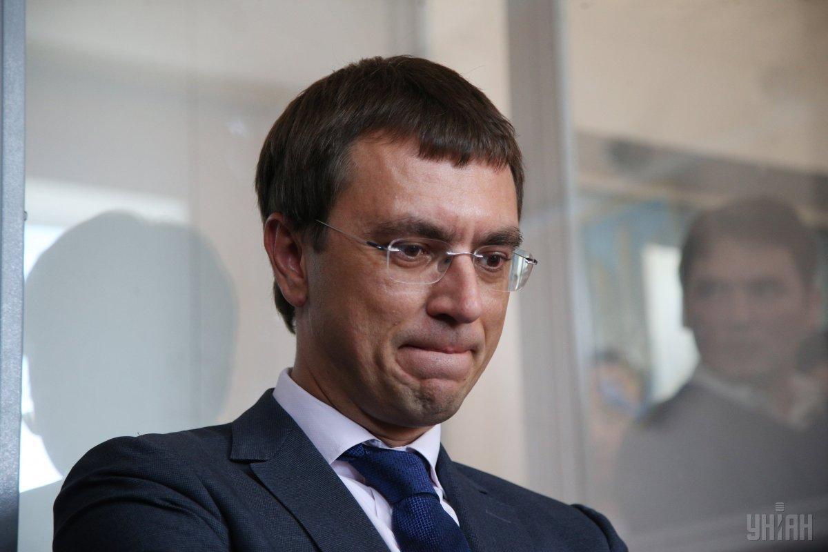Емельян на заседании суда / фото УНИАН