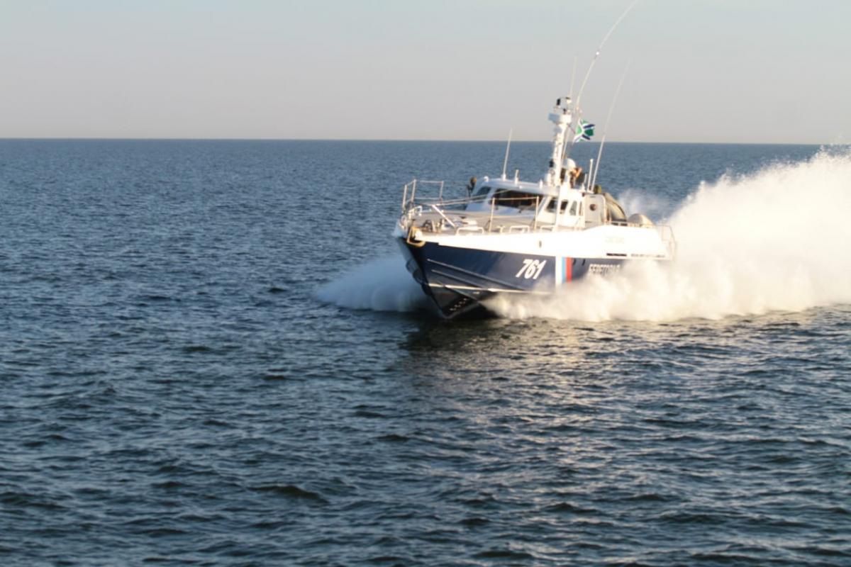 ФСБ обвинила рыбаков в браконьерстве / фото dpsu.gov.ua