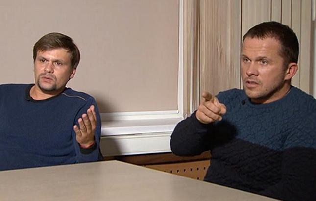 Петров і Боширов просили лізти в їхнє особисте життя / скріншот