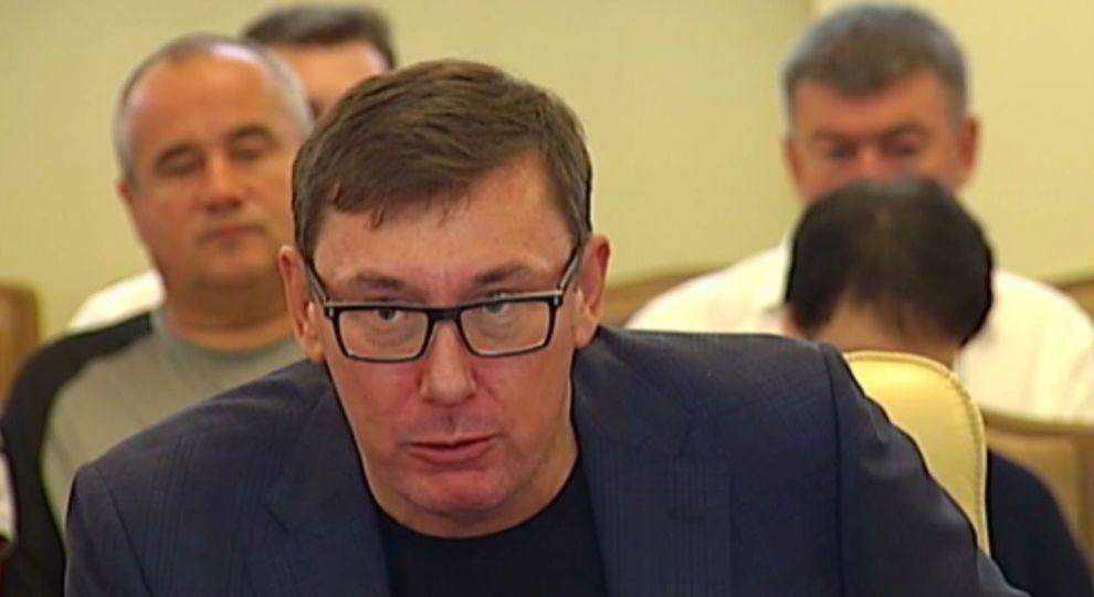Луценко уверен, что строительная отрасльстала одной из самых коррумпированных в Украине / фото ТСН.ua