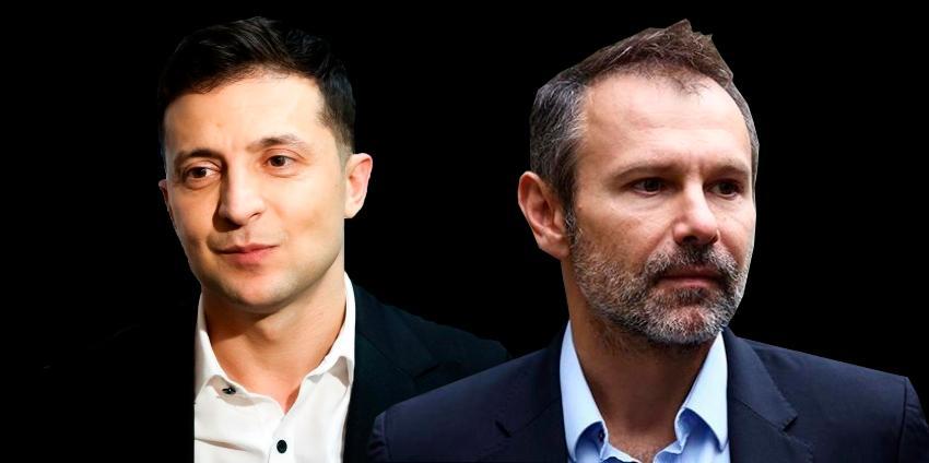 Зеленский и Вакарчук среди лидеров в рейтинге кандидатов на должность президента / фото УНИАН
