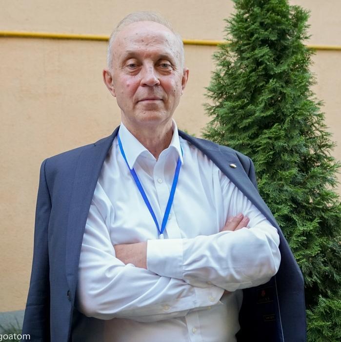 Перший заступник директора міжнародного центру Всесвітньої асоціації операторів атомних електростанцій (МЦ ВАО АЕС) Анатолій Кириченко