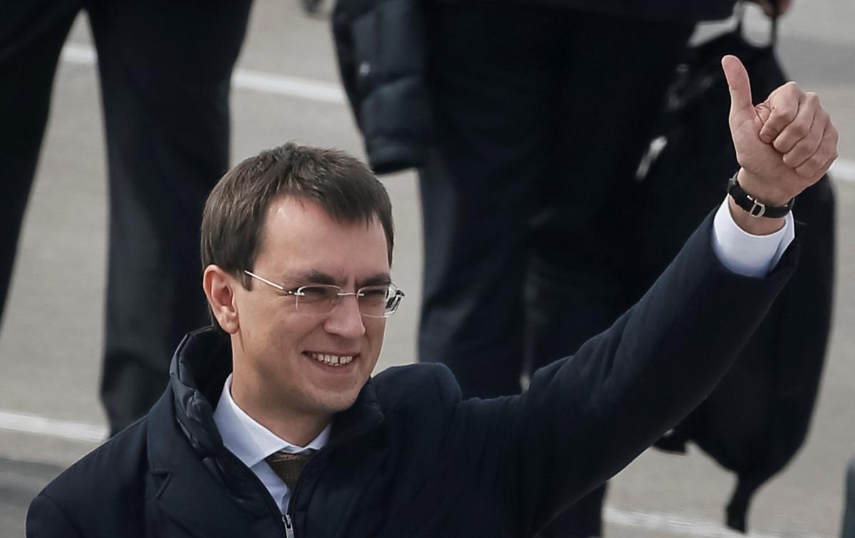 Владимир Омелян / фото REUTERS