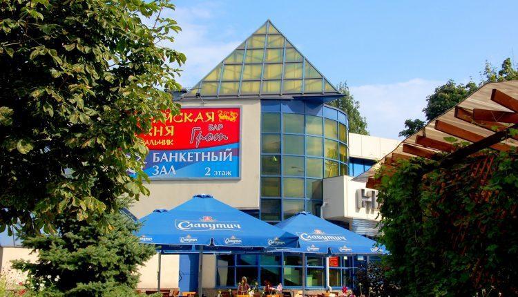 У Запоріжжі у бізнесмена відібрали кафе / фото subbota.ua