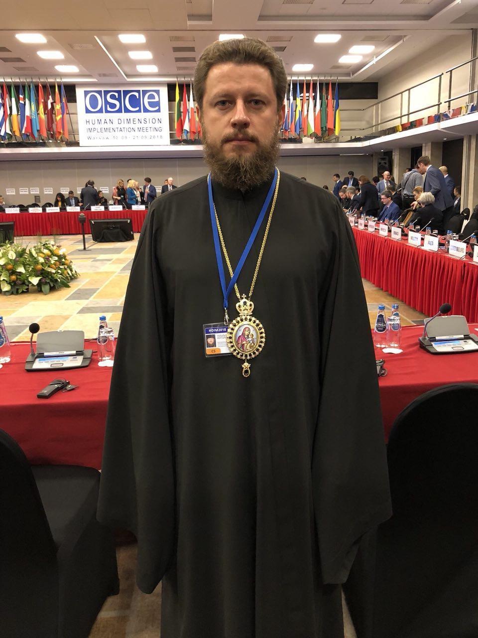 Єпископ Баришівський Віктор / news.church.ua