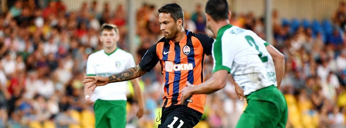 Шахтар виграв дуже важливий матч Прем'єр-ліги в Олександрії / shakhtar.com