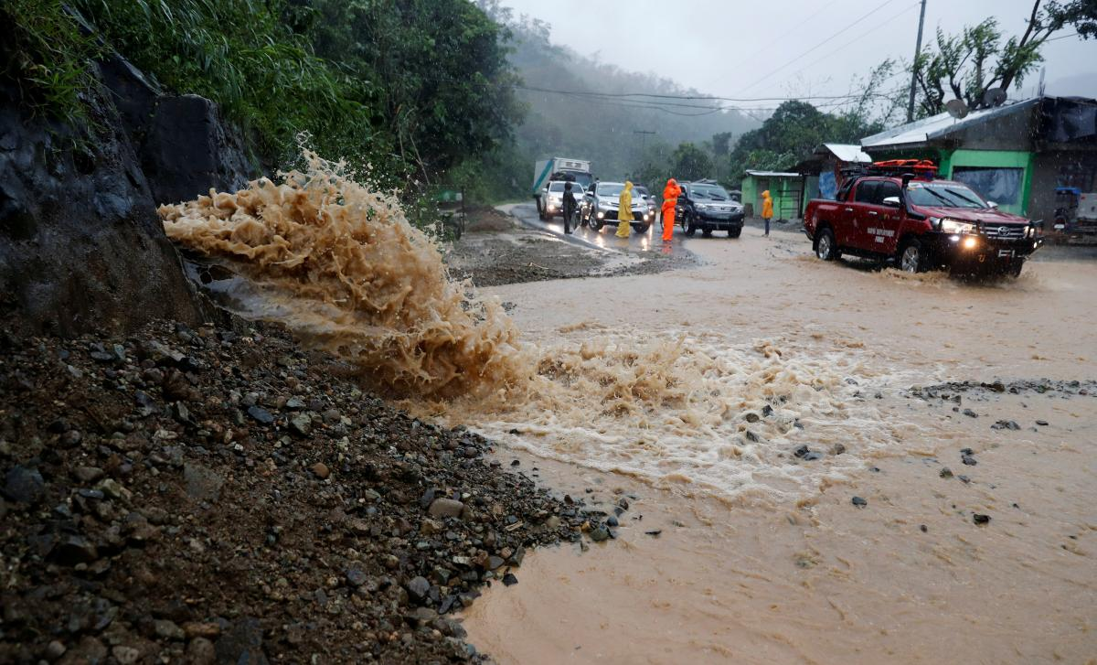 ШтормМангхут на Філіппінах \ REUTERS