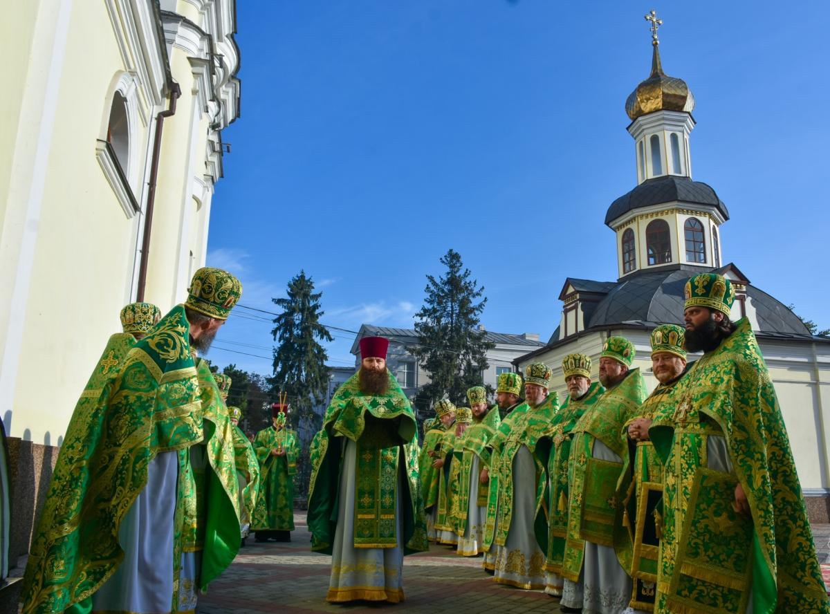 Православные Винницы отметили день Собора Винницких святых / orthodox.vinnica.ua