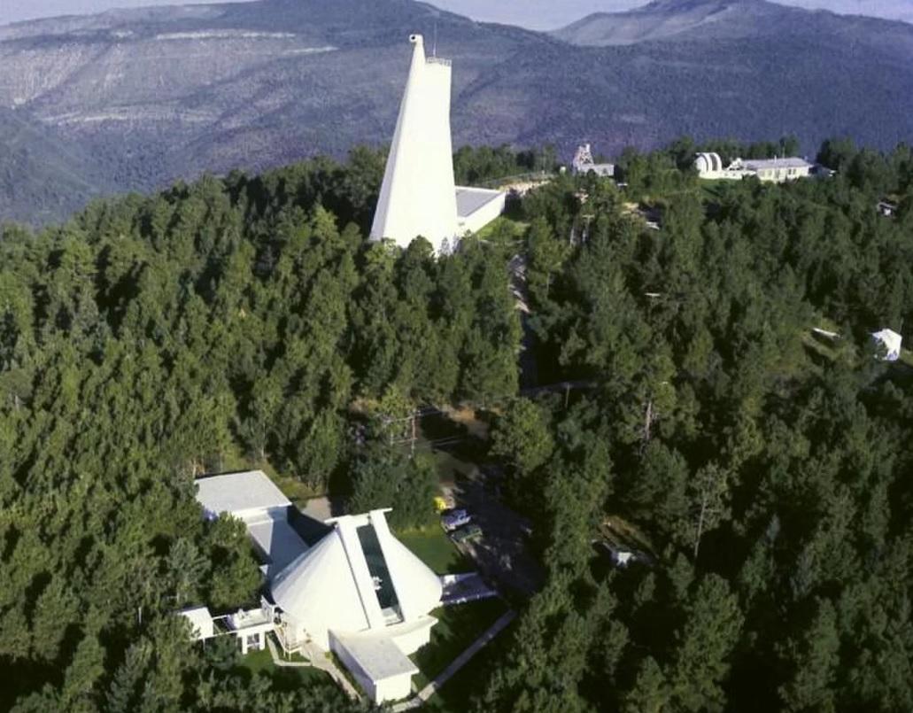 Персонал обсерватории эвакуирован