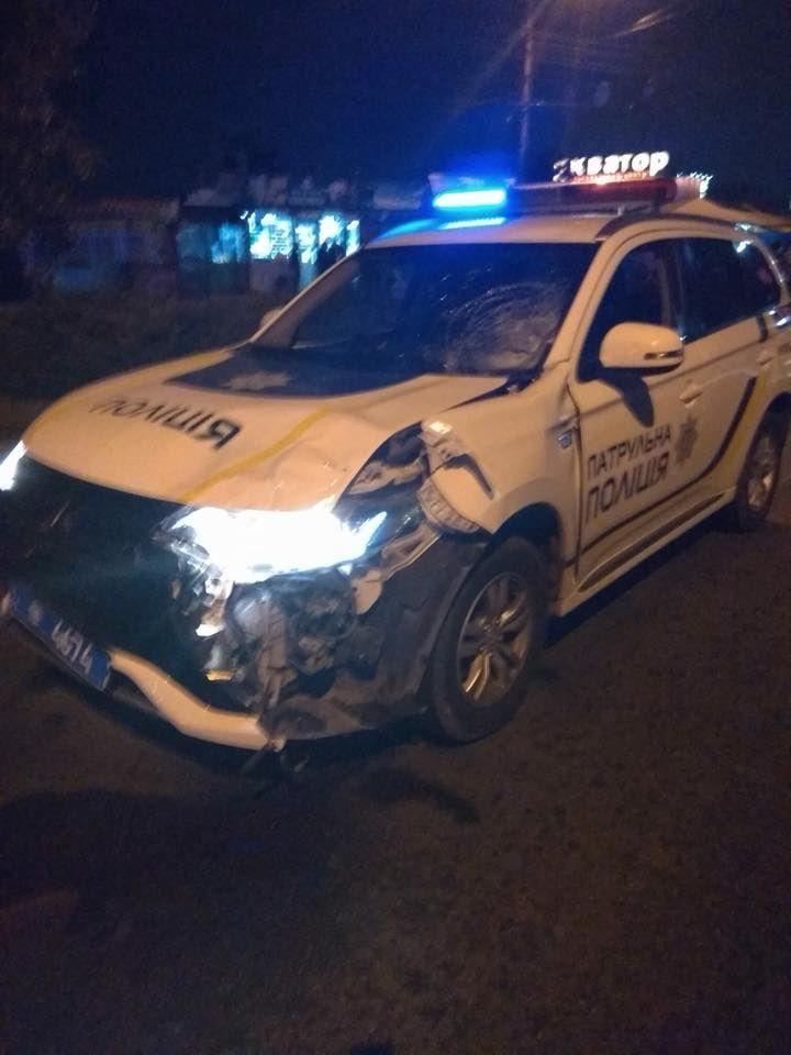 Очевидці стверджують, що водій та його напарник втекли з місця події / ТСН