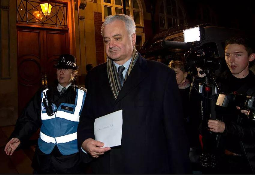 Corbyn's chief political adviser, former communist Andrew Murray / Photo from iNews